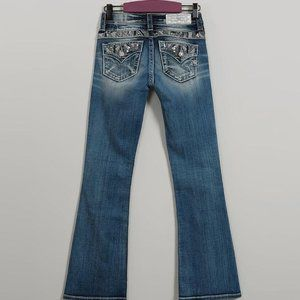 Girls - Boot Stretch Jean MISS ME